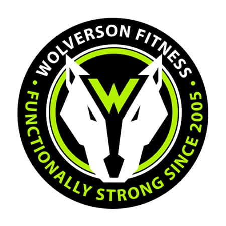 Wolverson Fitness logo